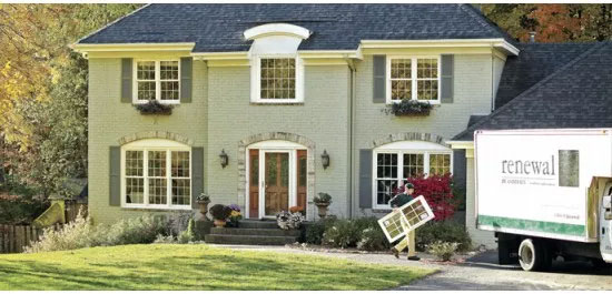 double hung windows replacement