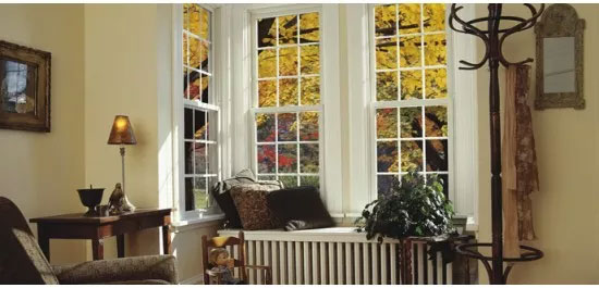 interior double hung windows