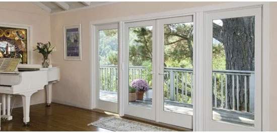 hinged french doors replacement