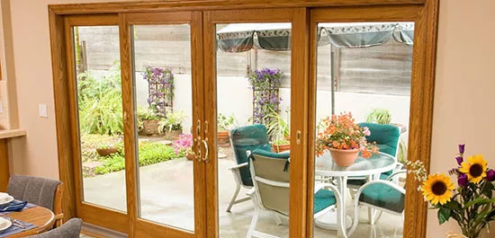 sliding french doors contractors
