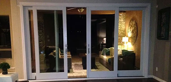 sliding french doors maintenance