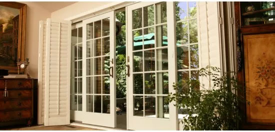 sliding french doors repair