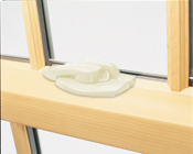 canvas window hardware