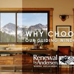 Why Choose Our Gliding Windows