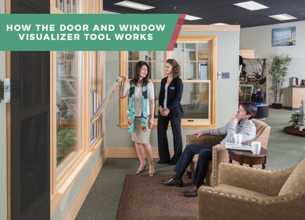 How the door and window visualizer tool works rba phoenix for Window and door visualiser