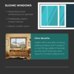Infographic: Top 3 Window Styles for Seamless Indoor-Outdoor Connections